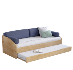 Stockholm bedbank 200 x 90 cm