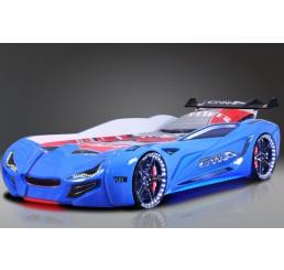 Autobed Racebed Street Racer | blauw kinderbed