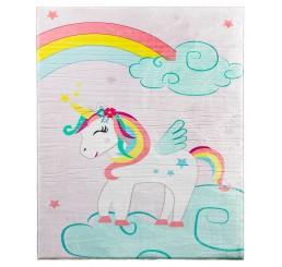 Unicorn tapijt vloerkleed meisjeskamer babykamer