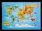 Wereldkaart tapijt speelkleed, vloerkleed kinderkamer, accessoires jongenskamer, inspiratie complete meisjeskamer