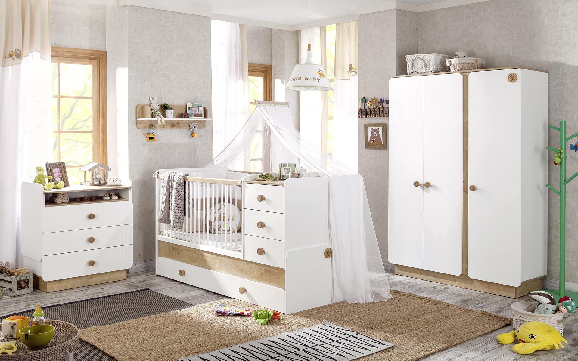 alle babykamers - babykamer specialist in kinderkamers en slaapkamers, Deco ideeën